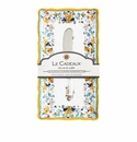 Le Cadeaux Butter Dish/Spreader Gift Set Florence