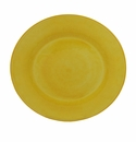 "Le Cadeaux Campania Yellow 16"" Family Style Platter"