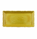 Le Cadeaux Campania Yellow Biscuit Tray