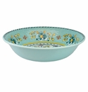 Le Cadeaux Madrid Turquoise Salad Bowl For Two