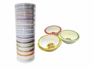 Le Cadeaux Melamine Assorted Mini Bowls, Set of 12