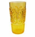 Le Cadeaux Polycarbonate Highball Glass - Yellow