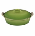 "Le Creuset 2.5 Qt. (11"" ) Heritage Covered Oval Casserole"