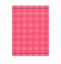 Le Jacquard Carreau Red Kitchen Towel 28x20
