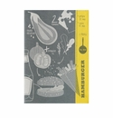 Le Jacquard Hamburger Grey Kitchen Towel 28x20