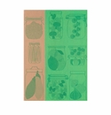 Le Jacquard Peas Kitchen Towel 28x20