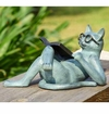 Literary Cat Garden Sculpture by SPI Home