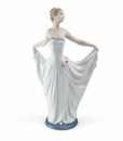 Lladro A Night To Remember Porcelain Figurine