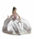 Lladro At The Ball Figurine