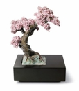 Lladro Blossoming Tree Porcelain Figurine