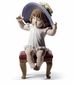 Lladro Dress Up Time! Porcelain Figurine