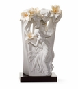 Lladro Forest Nymph Porcelain Figurine