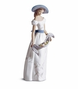 Lladro Fragrances And Colors Figurine