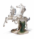 Lladro Free As The Wind Figurine