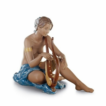Lladro gres porcelain figurines - Consider including lladro porcelain figurines home decoration ...