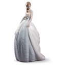 Lladro Her Special Day Figure