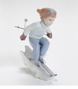Lladro I'll Get There First