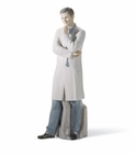 Lladro Male Doctor