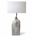 Lladro Meditating Woman Lamp I (Shade Not Included) Figurine