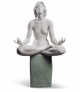 Lladro Meditation Figure