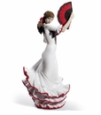 Lladro Passion and Soul 60Th Anniversary Porcelain Figurine