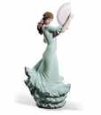Lladro Passion and Soul Porcelain Figurine