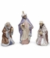 Lladro Set Three Wise Men (Porcelain)