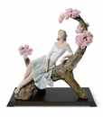 Lladro Sweet Scent Of Blossoms Figurine