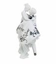 Lladro the Happiest Day Re-Deco Porcelain Figurine