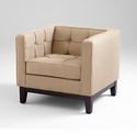 Lounging Luxury Chair by Cyan Design