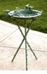 Love Birds & Branch Birdbath by SPI Home