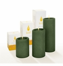 Lucid Liquid Candles Cypress 3x6 Pillar Candle