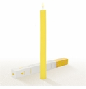 Lucid Liquid Candles -  Daffodil 1x11 Dinner Candle
