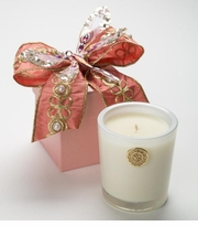 Lux Candles -  Grapefruit Dragonfly Box Candle 14 Oz