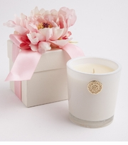 Lux Candles -  Lovers Lane Flower Box Candle 14Oz