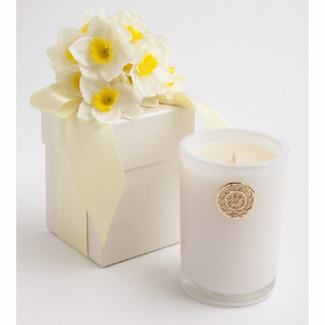 Lux Candles -  Shine Flower Box Candle 14Oz