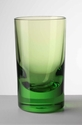 Mario Luca Giusti Acrylic Whiskey Highball Green