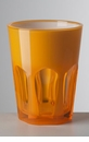 Mario Luca Giusti Double Face Acrylic Tumbler Orange