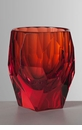 Mario Luca Giusti Milly Large Acrylic Tumbler Red