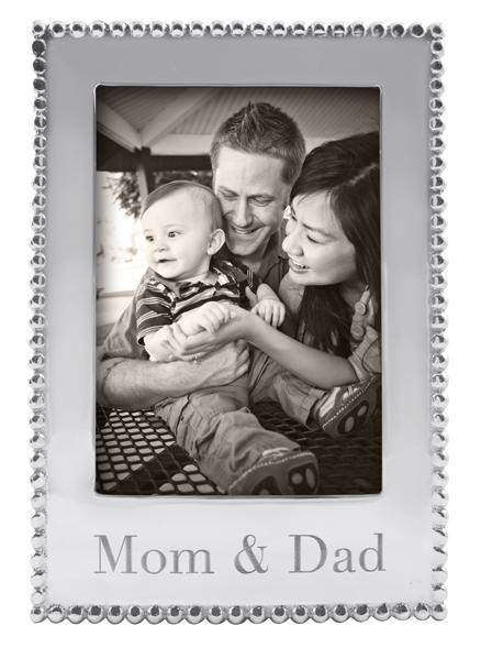 Mariposa Mom Dad 5x7 Photo Frame 552 You Save 1380