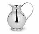 "Mary Jurek Nordica Water Pitcher with Strap Handle 10"" (80 oz)"