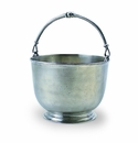 Match Italian Pewter Cache Pot
