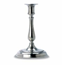 Match Italian Pewter Po Candlestick Small
