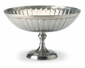 Match Italian Pewter Roman Centerpiece