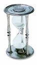 Match Italian Pewter Round Hourglass Large