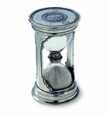 Match Italian Pewter Round Hourglass Small