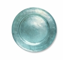 Match Italian Pewter Round Platter Medium