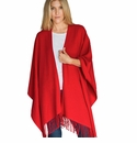 Mer Sea Travel Sport Wrap Red