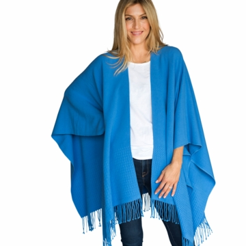 Mer Sea Travel Wrap French Blue