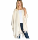 Mer Sea Travel Wrap Oyster (Creamy Off-White)